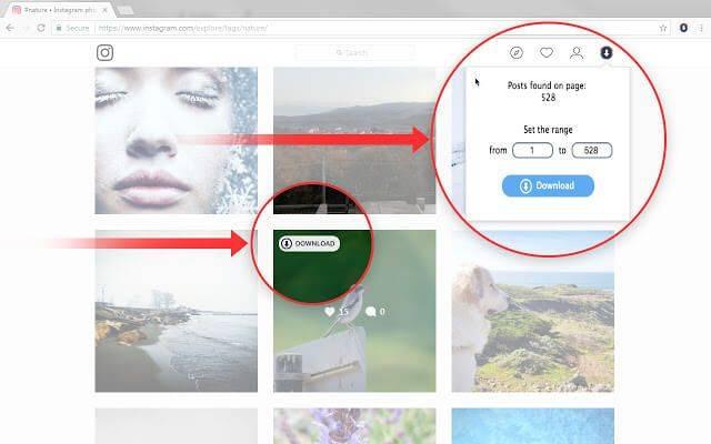 Downloader for Instagram™ + Direct Message2