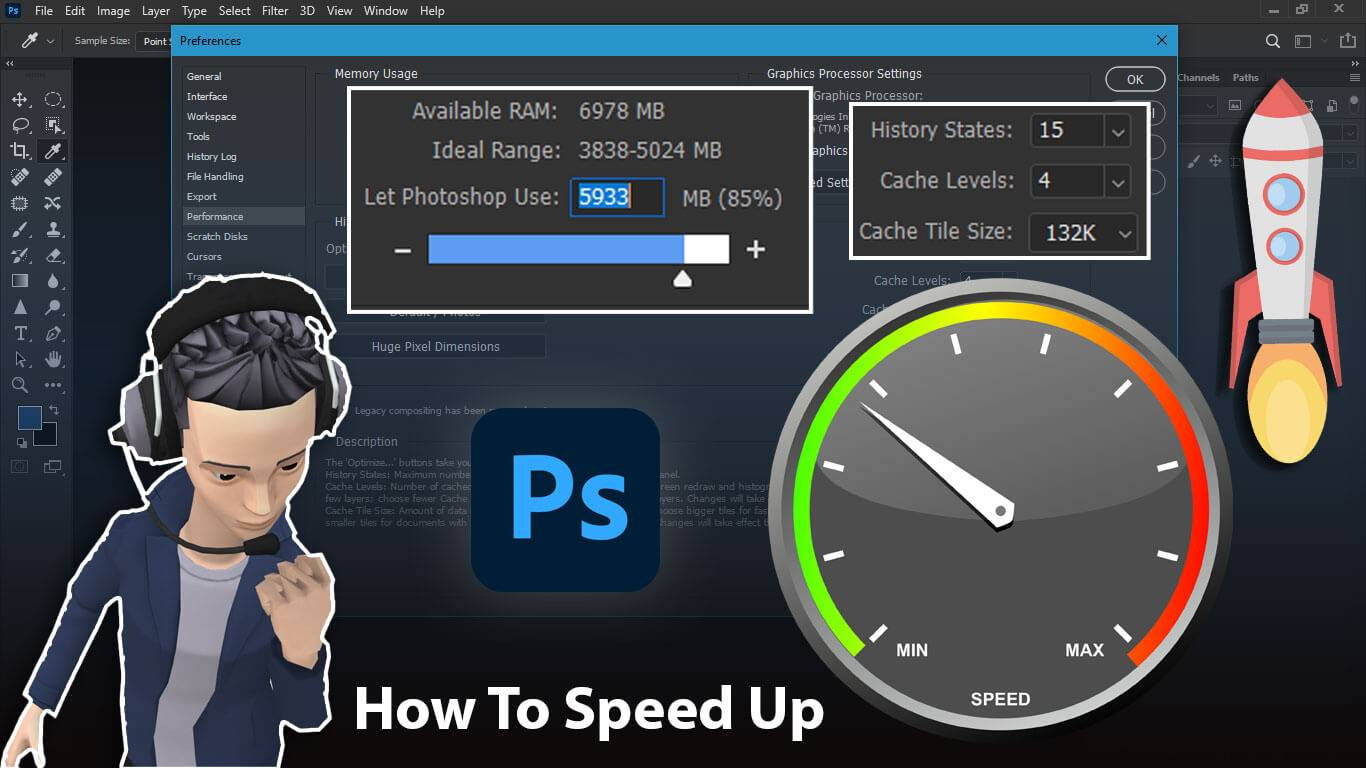 how-to-speed-up-photoshop
