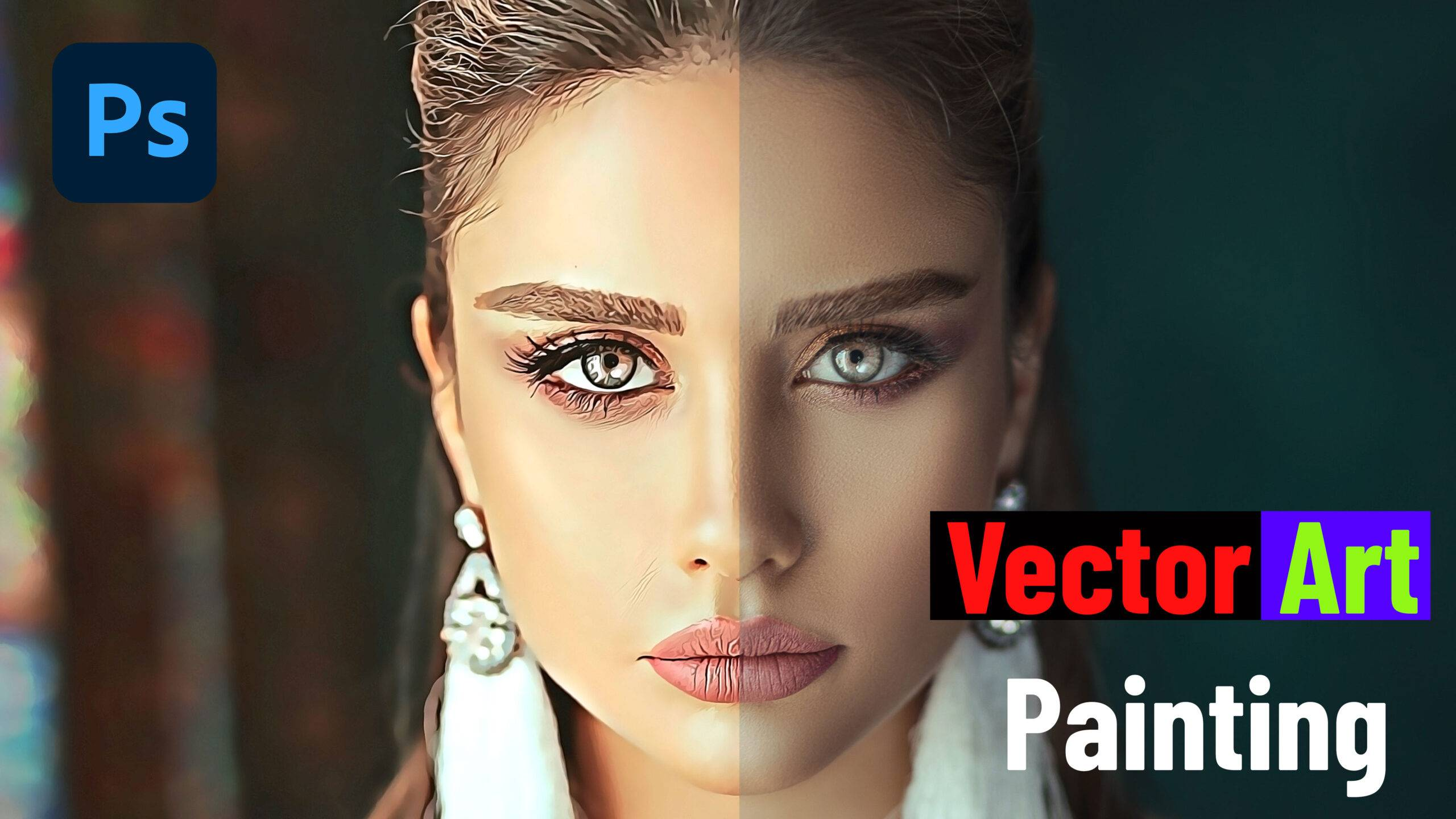 vector art painting scaled
